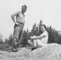 Scott Nearing (1883-1983) & Helen Nearing (1904-1995)