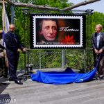 Unveiling of the new Thoreau Forever Stamp