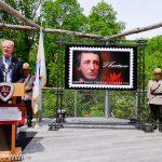 Thoreau Stamp event with Ed Begley, Jr.