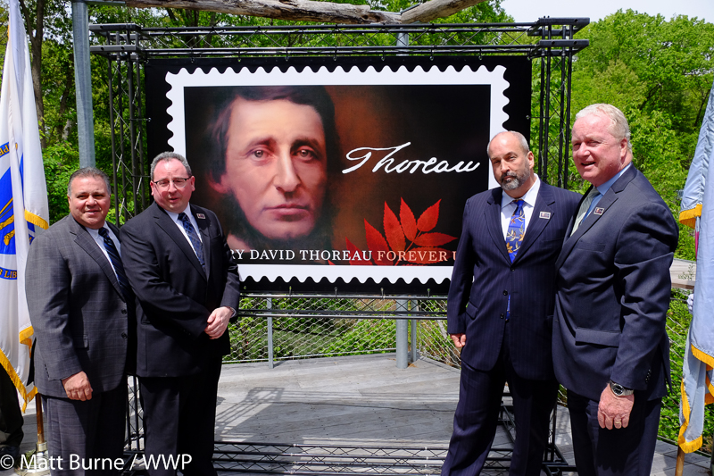 Thoreau Stamp-7065