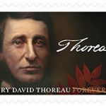 Thoreau Stamp