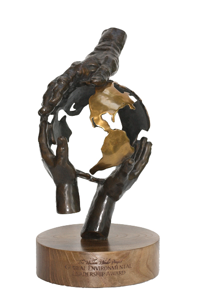 GELA statue