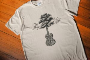 Tree-tar t-shirt in tan