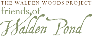 Friends of Walden Pond logo